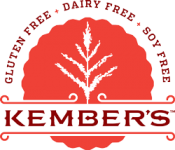 Kembers Gluten Free makes great tasting, high quality, allergy friendly mixes, spice blends, and ready-made dough. From our family to yours, enjoy!
